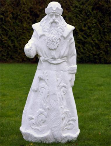 Парковая скульптура Дед Мороз