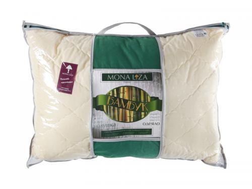 Бамбуковая подушка 50х70 Мона-Лиза Премиум (MONA LIZA Premium Bamboo)