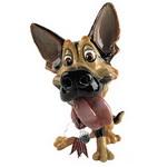 Фигурка собаки, арт. 314 Saskia