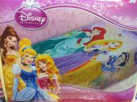 """Детское покрывало стеганое """"Рапунцель и принцессы"""" Дисней 150х200 Мона Лиза 529620/041"""
