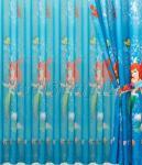 """Комплект детских штор в детскую комнату Мона Лиза """"Русалочка"""" (Дисней, Mona Liza Disney) 500750/3"""