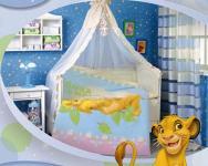 """Детское постельное белье в кроватку """"Король Лев"""" Дисней (Disney, ясли)"""