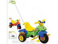 Велосипед детский Pilsan Caterpillar зеленый