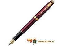 Ручка перьевая Parker Sonnet Laque Red GT арт.S0833900