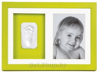 Фоторамка Baby Art Wall Print lime 985095